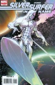 Silver Surfer In Thy Name #1 Michael Turner cover Marvel comic book